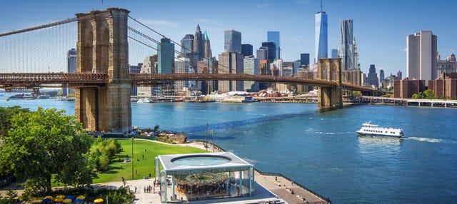 Paseo en barco por el sur de Manhattan