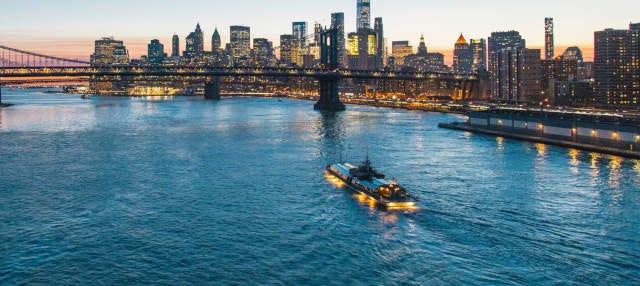 Crucero con cena por Nueva York