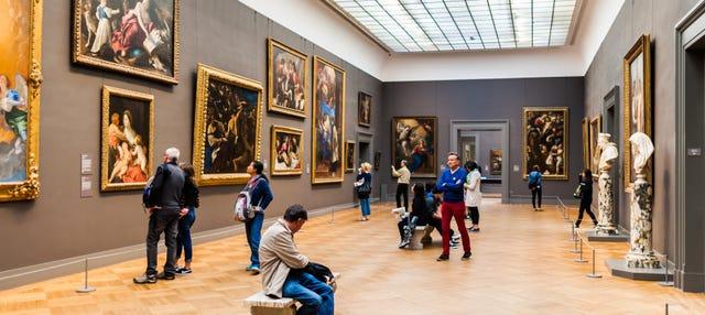 Entrada al Museo Metropolitano (Met)