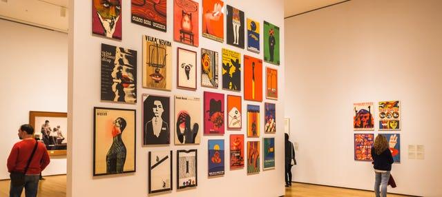 Entrada al MoMA