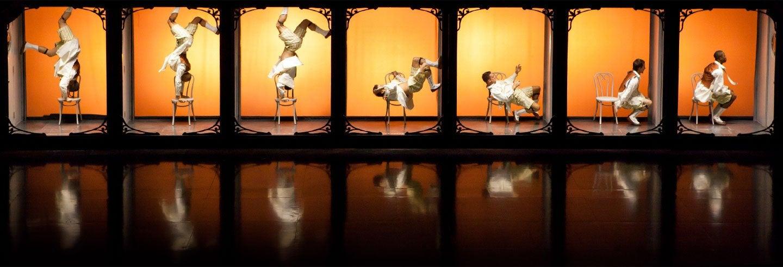 Ingressos para Paramour, Cirque du Soleil
