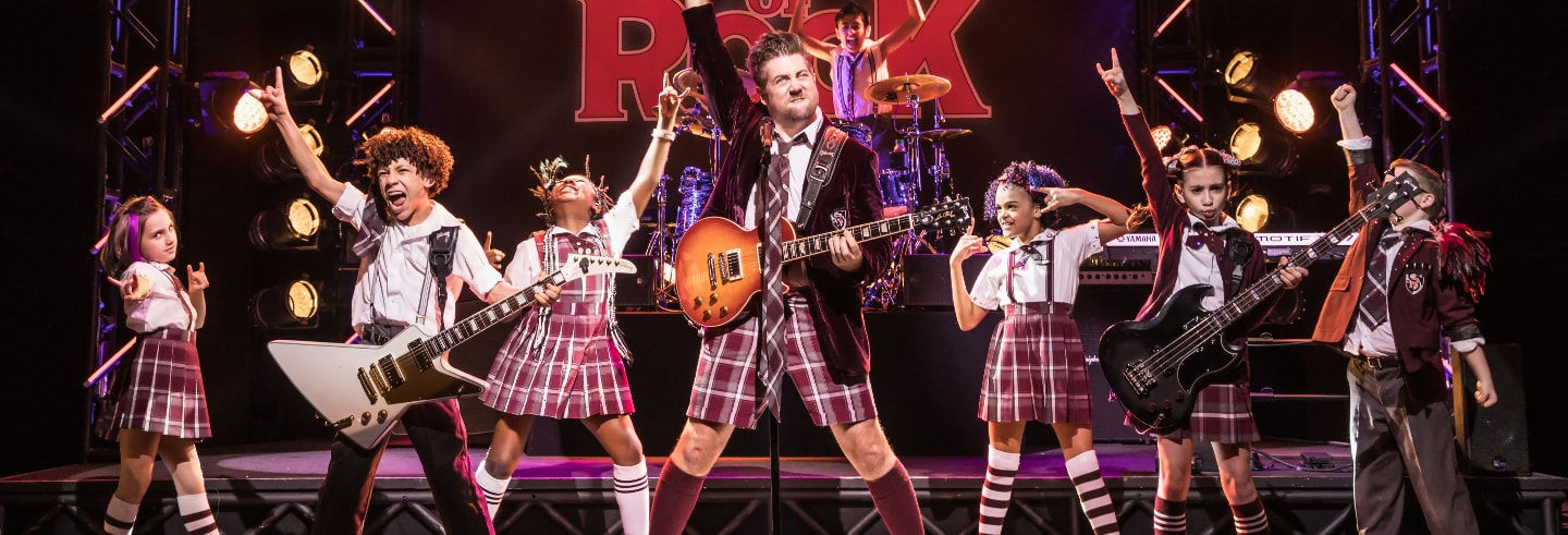 Entradas para School of Rock