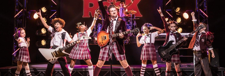 Biglietti per School of Rock