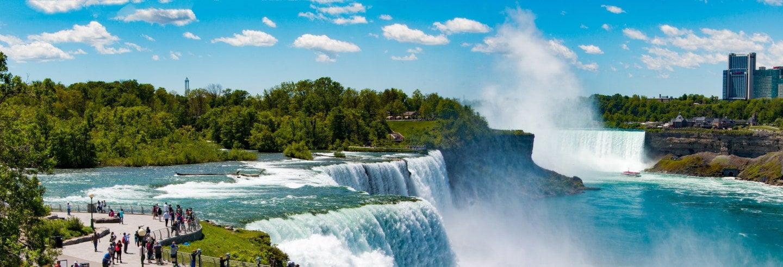 Cataratas del Niágara + Washington en dos días
