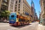 New York Hop On Hop Off Bus Tour