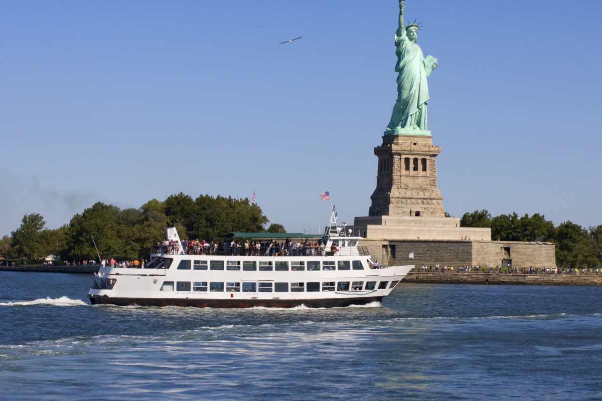 Statue Of Liberty And Ellis Island Guided Tour