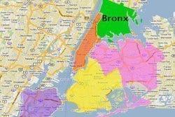 Situación del Bronx en Nueva York