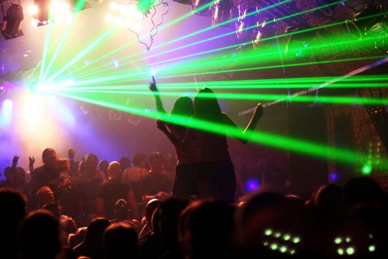 Nightclub New York Tours