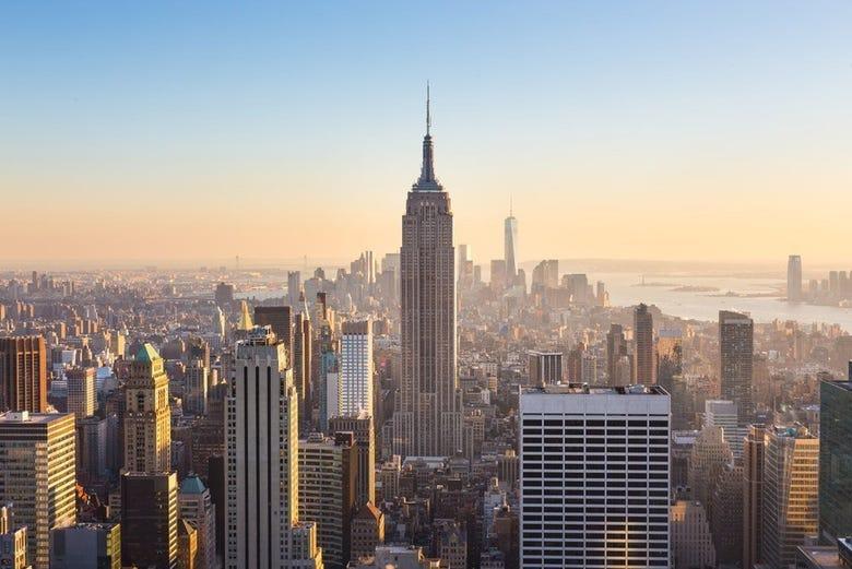 ,Sin colas en taquilla (hay cola para el ascensor),Empire State,Empire State