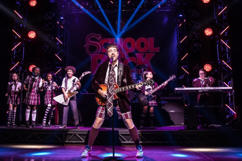School Of Rock The Musical Tickets In New York Civitatiscom
