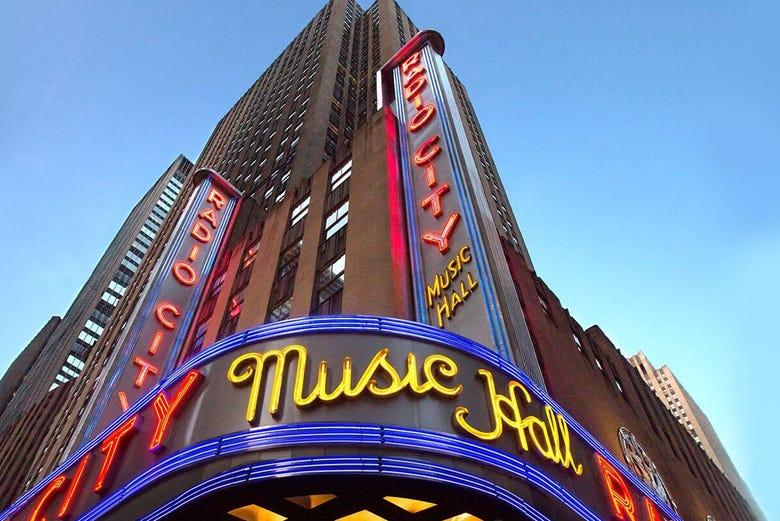 Biglietti per il Radio City Music Hall di New York
