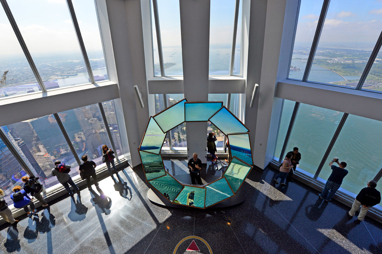Skip The Line Tickets To The One World Observatory In New York