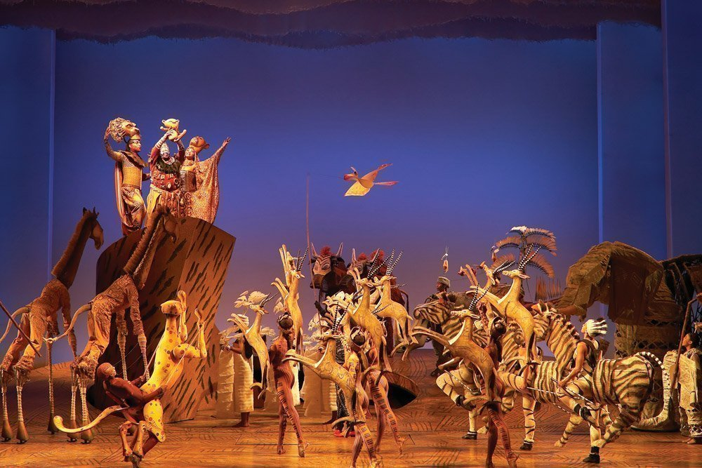The Lion King Tickets In New York Introducingnewyork Com