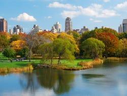 ,Rockefeller Center,Rockefeller Center,Tour Central Park,Central Park,Central Park + Top of the Rock