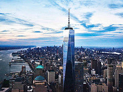 ,One World Observatory,World Trade Center ,World Trace Center and 11S Memorial