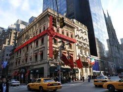 Quinta Avenida, tienda Cartier