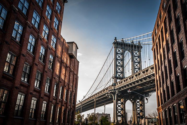 ,Tour Contrastes de Nueva York