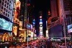 New York Open-Top Bus Night Tour