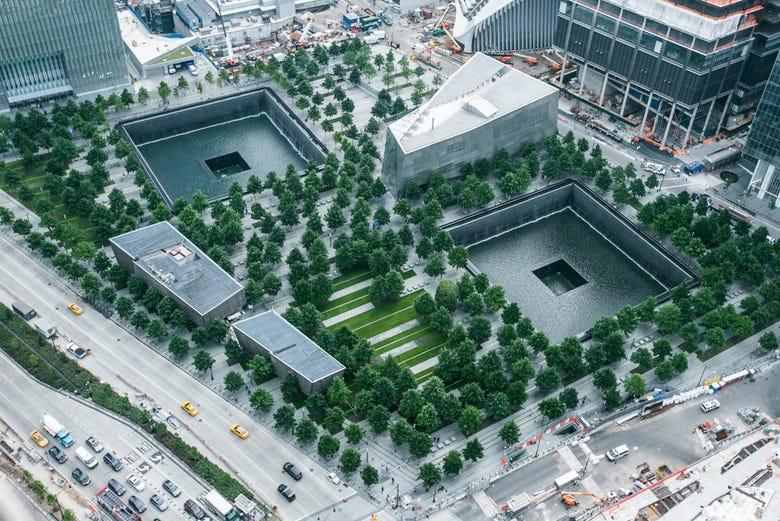 Resultado de imagen de Memorial 11S