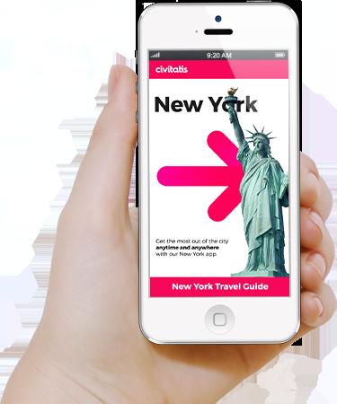 Download the Civitatis app