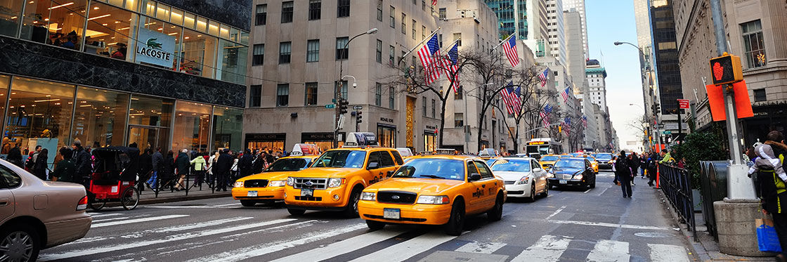 La Quinta Strada - La strada più famosa e importante di New York.