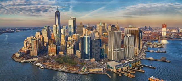 Paseo en barco alrededor de Manhattan