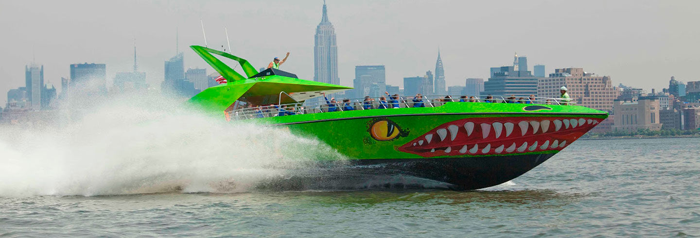 New York City Speedboat Tour