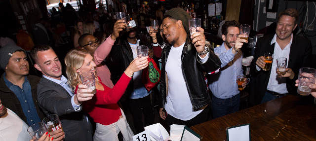 Pub Crawl ¡Tour de fiesta por Nueva York!