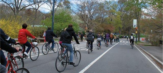 Tour en bicicleta por Central Park