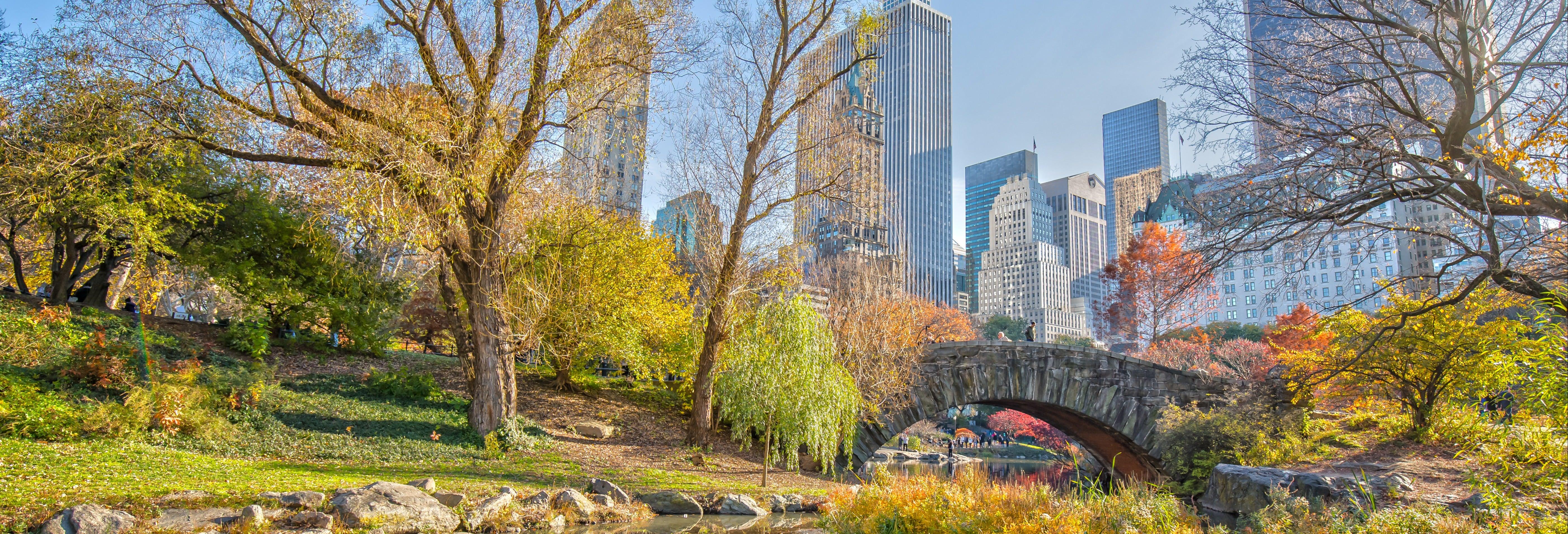 Visita guiada pelo Central Park