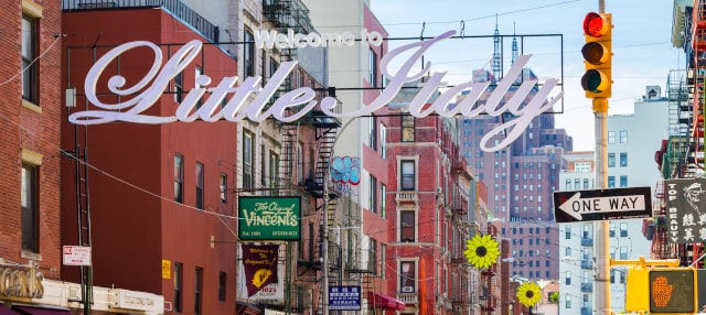Tour por Chinatown y Little Italy