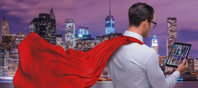 Tour de los superhéroes de Nueva York