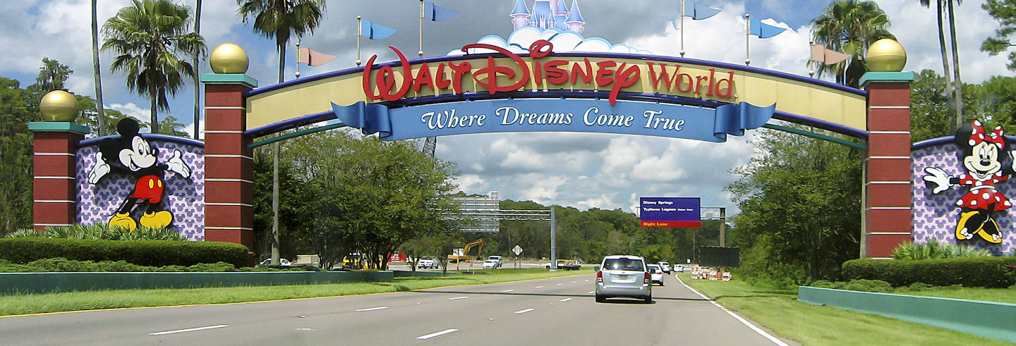 Excursão à Disney World Orlando
