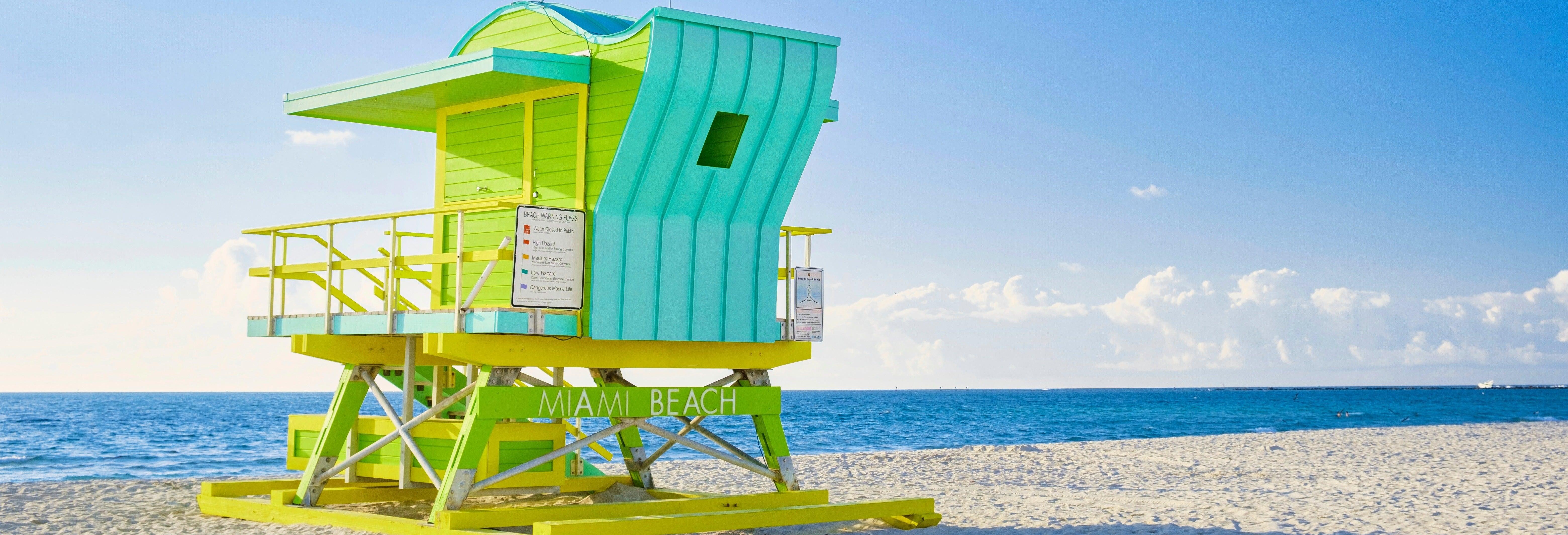 Excursão para Miami