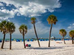 ,Playa de Clearwater