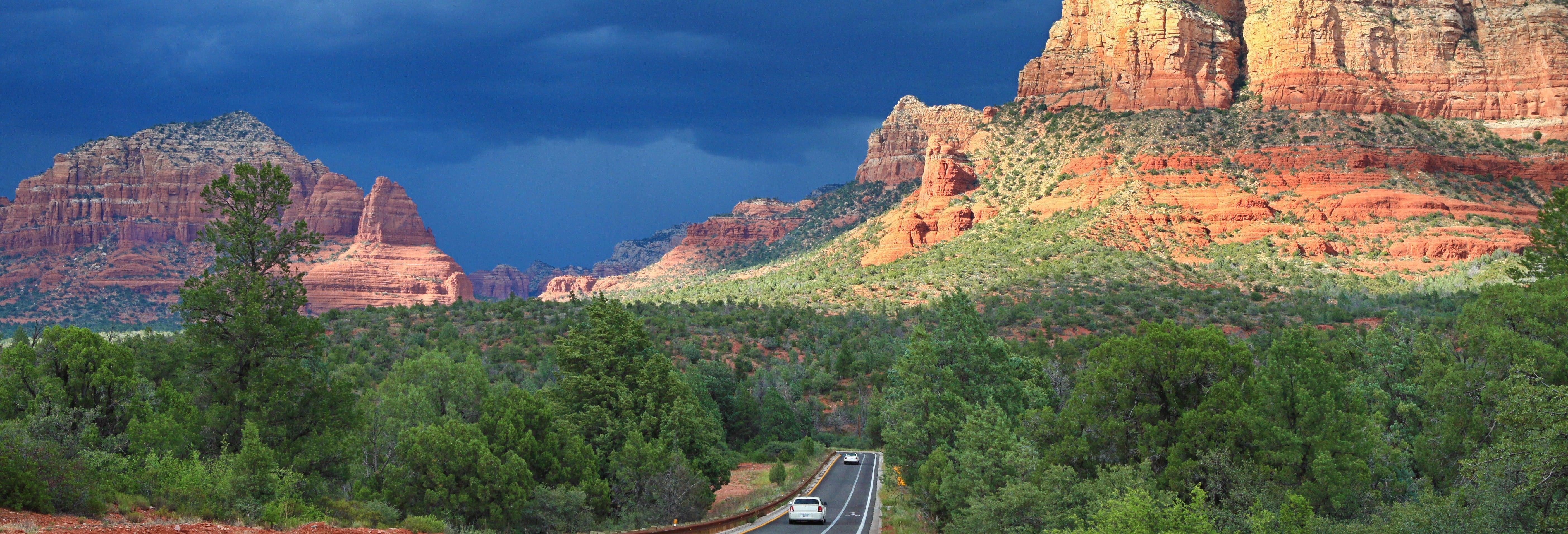 Excursion au Grand Canyon et à Sedona