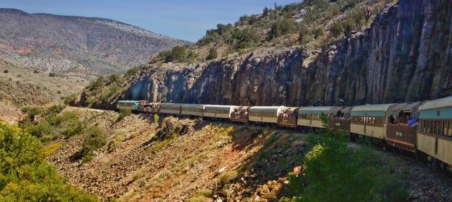 Excursión a Jerome y Clarkdale + Tren del Cañón Verde