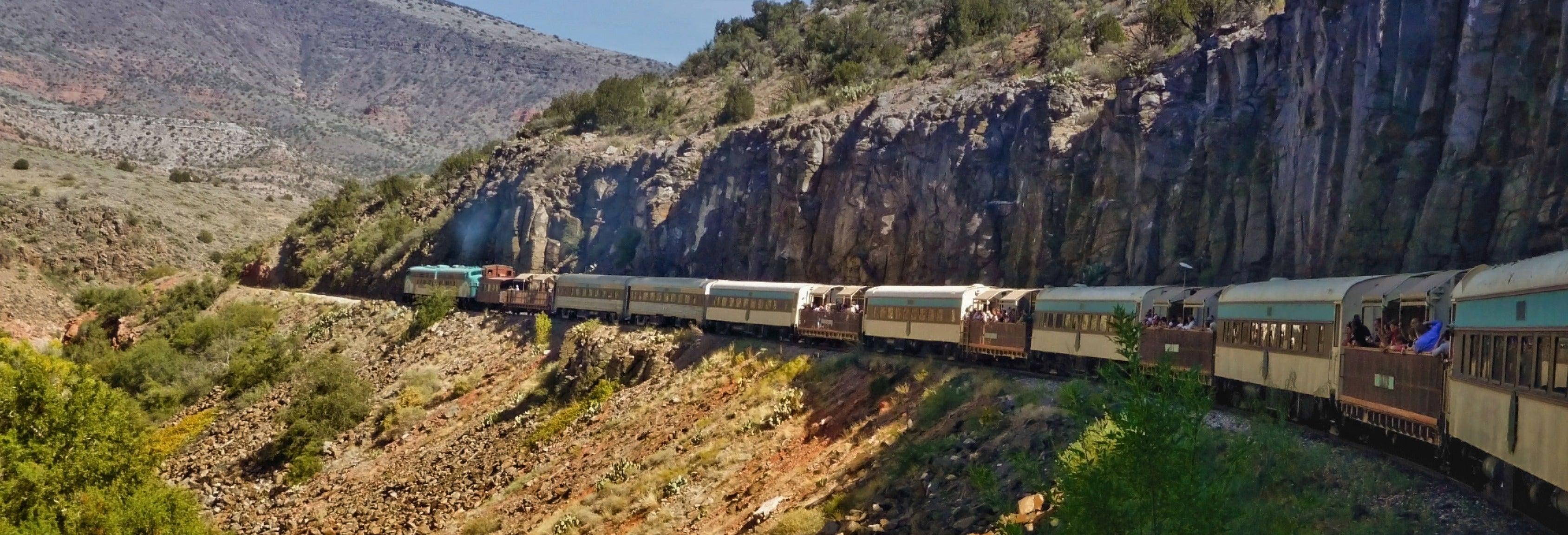 Escursione a Jerome e Clarkdale + Treno Verde Canyon Rail