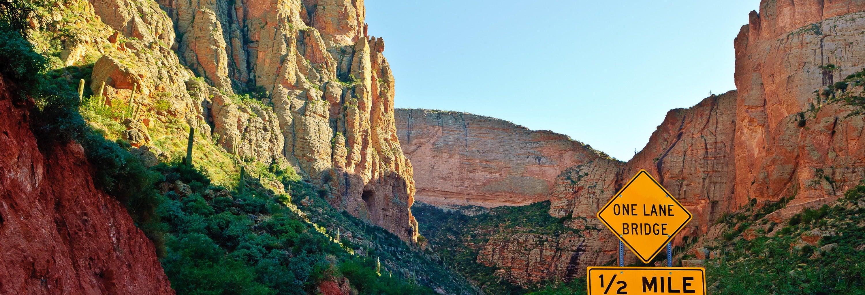 Tour pela Apache Trail