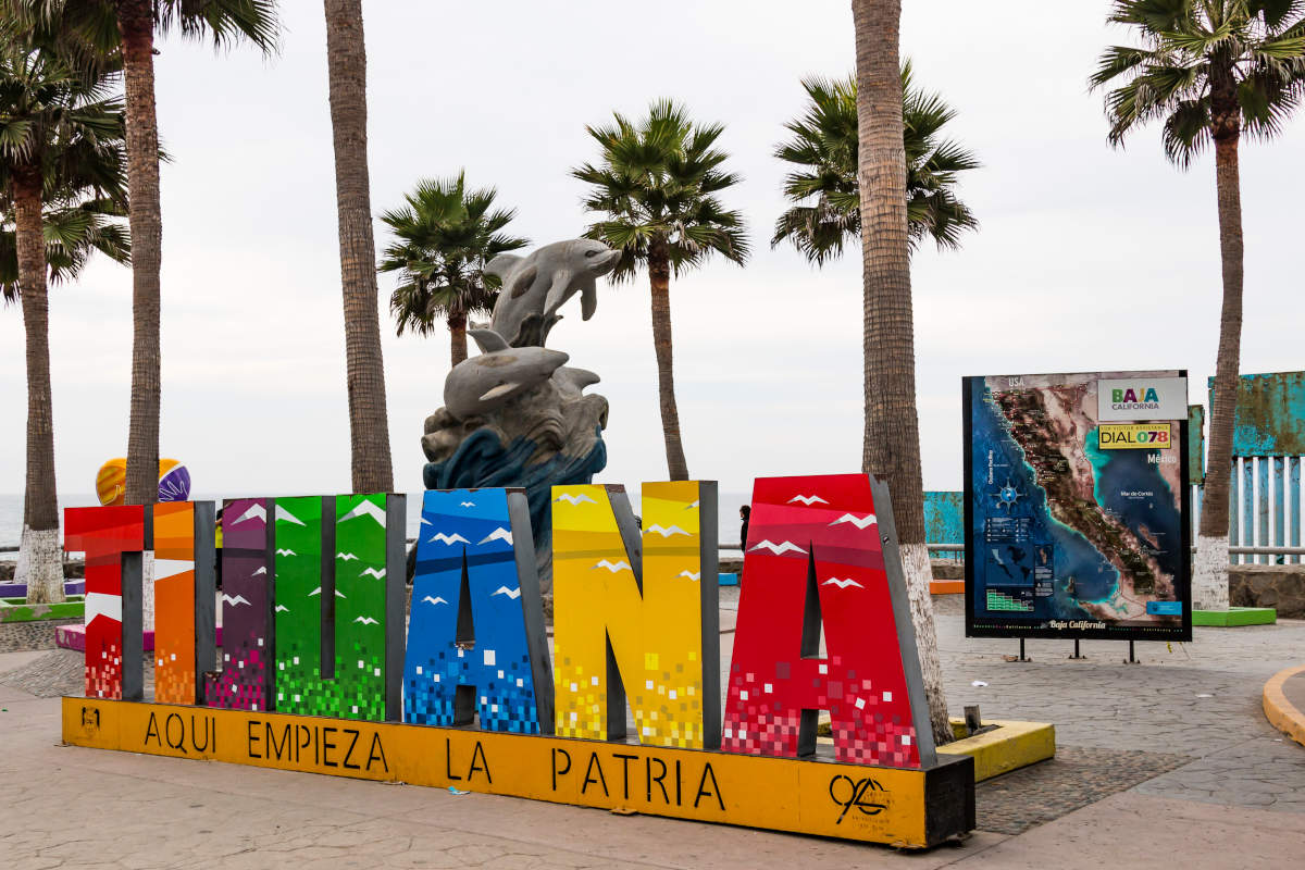 Excursion à Tijuana