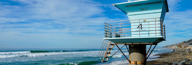 Tour por las playas de San Diego
