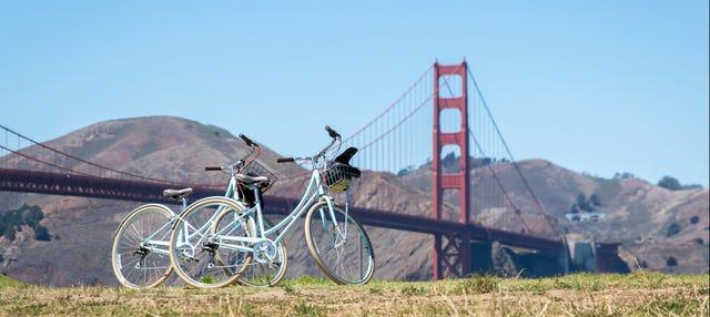 Alquiler de bicicleta en San Francisco