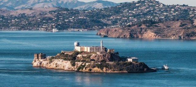 Autobús turístico de San Francisco + Entrada a Alcatraz