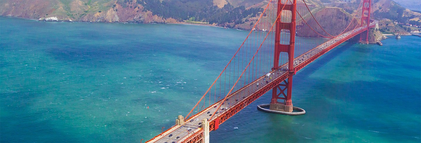 Crociera a San Francisco, dal Golden Gate al Bay Bridge