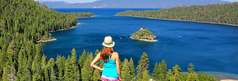 Excursión de 3 días al lago Tahoe
