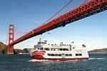 San Francisco Bay Bridge to Golden Gate Bridge Cruise