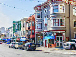 North Beach, San Francisco's Little Italy