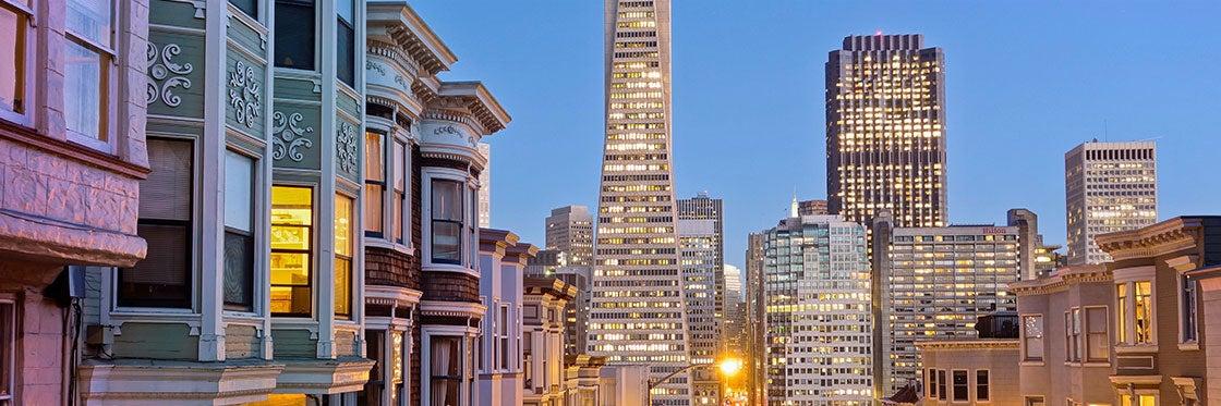 O que ver em São Francisco