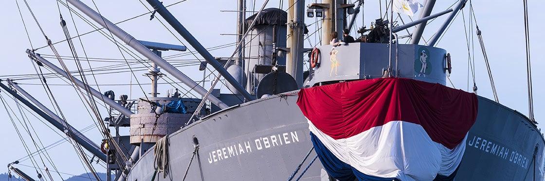 SS Jeremiah O`Brien