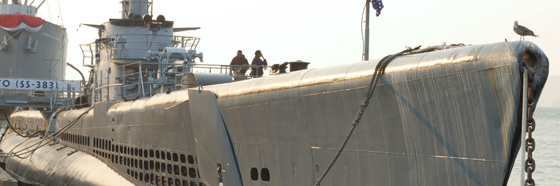 Sottomarino USS Pampanito
